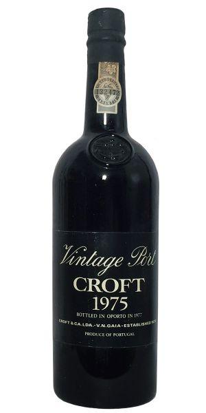 Croft Vintage Port 1975