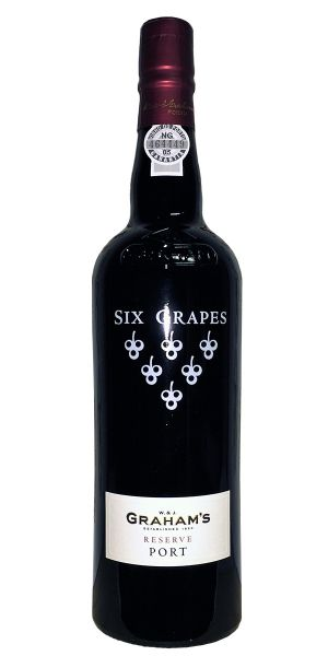 Graham's Six Grapes Ruby Reserve Port