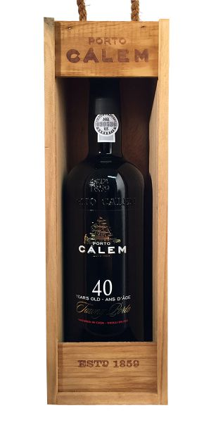 Calem 40 Years Old Tawny Port