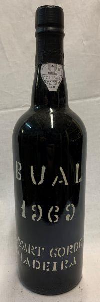 Madeira Cossart Gordon Bual 1969
