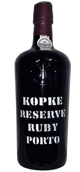 Kopke Ruby Reserve Port