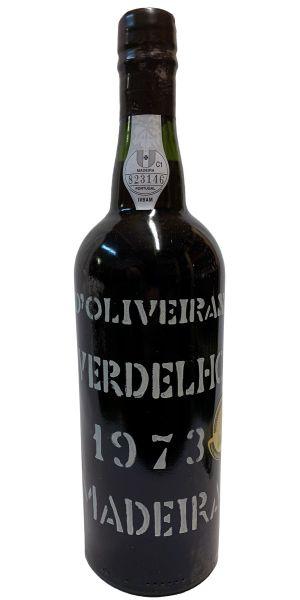 Madeira de Oliveira Verdelho 1973