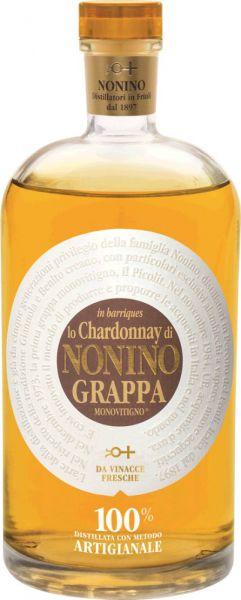 Grappa Lo Chardonnay Monovitigno
