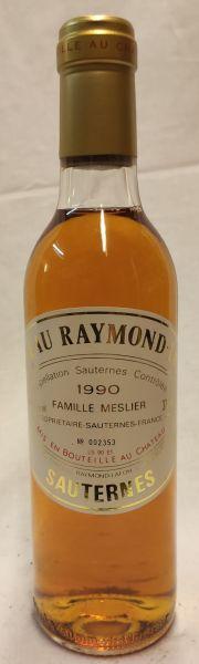 Chateau Raymond-Lafon 1990