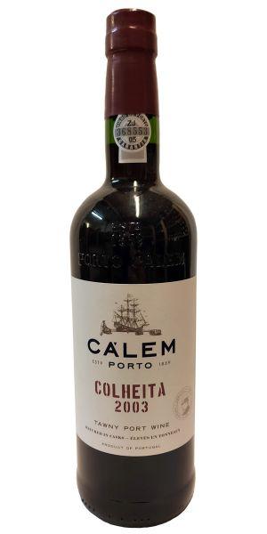 Calem Colheita Port 2003