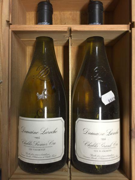Domaine Laroch 1995 Chablis Premier Cru 1995