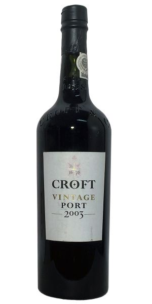 Croft Vintage Port 2003
