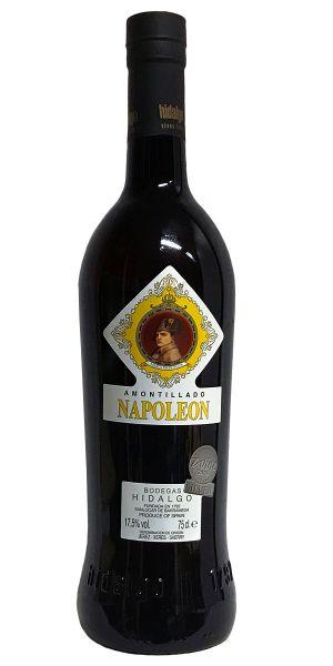 Sherry Hidalgo Amontillado Seco Napoleon
