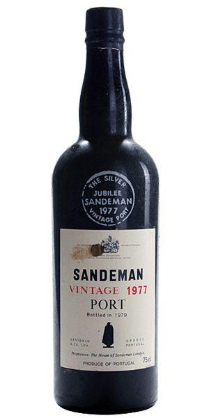 Sandeman Vintage Port 1977