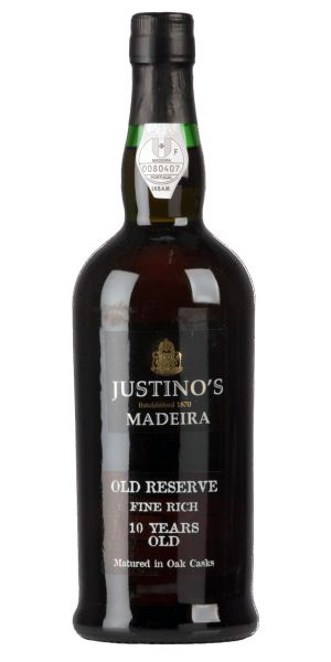 Justino 10 Years Old Fine Medium Rich