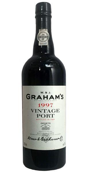 Graham Vintage Port 1997