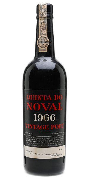 Quinta do Noval Vintage Port 1966