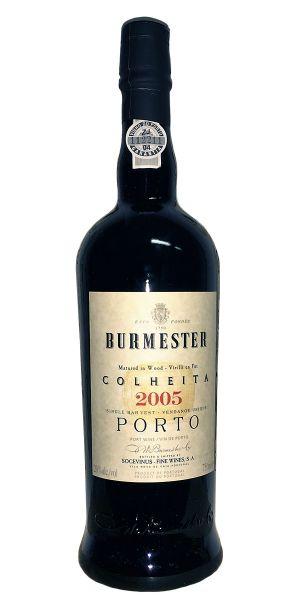 Burmester Colheita Port 2005