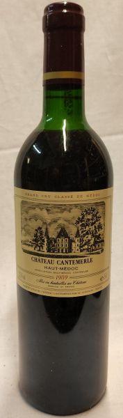 Chateau Cantemerle 1989