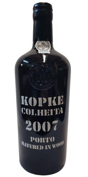 Kopke Colheita Port 2007