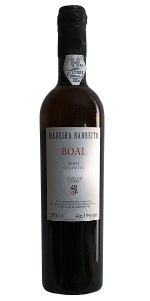 Barbeito Boal Colheita 2001