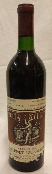 Heitz Cellars 1982