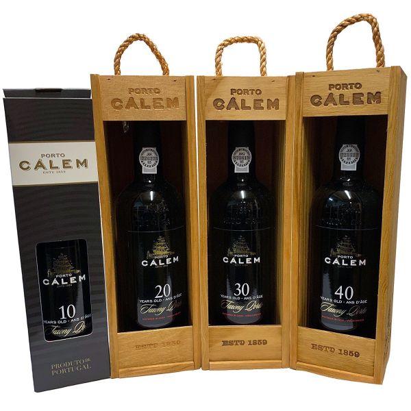 Calem Probierpaket Aged Tawny Port