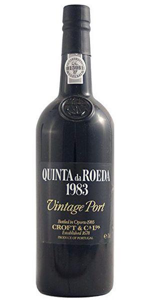 Croft Quinta da Roeda Vintage Port 1983