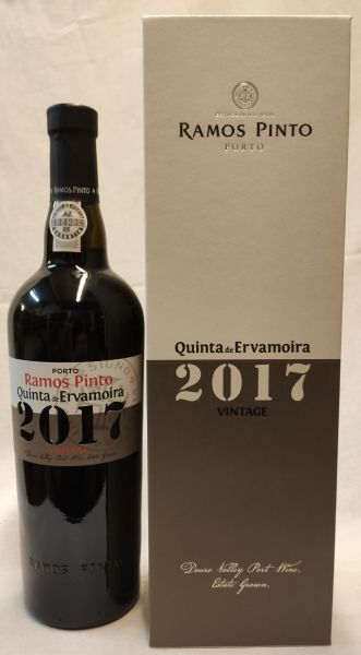 Ramos Pinto Quinta da Ervamoira Vintage Port 2017