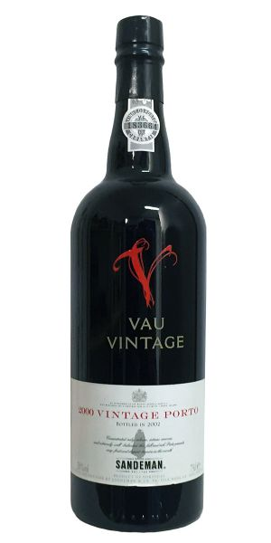 Sandeman Quinta do Vau Vintage Port 2000