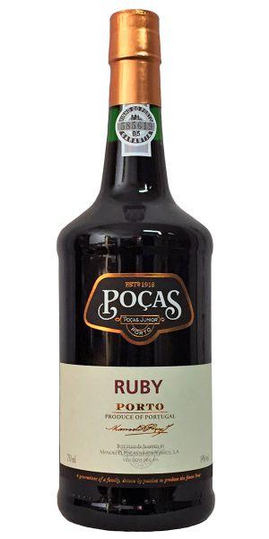 Pocas Ruby Port