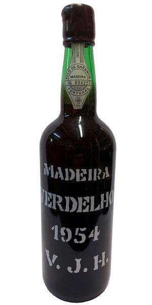 Madeira Justino Verdelho 1954