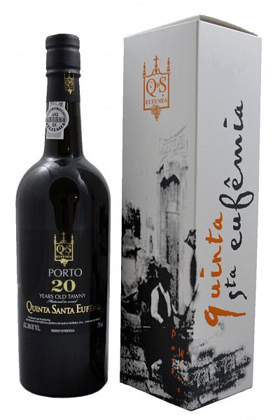 Quinta de Santa Eufemia 20 Years Old Tawny Port