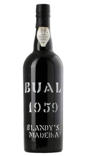 Blandys Bual 1959