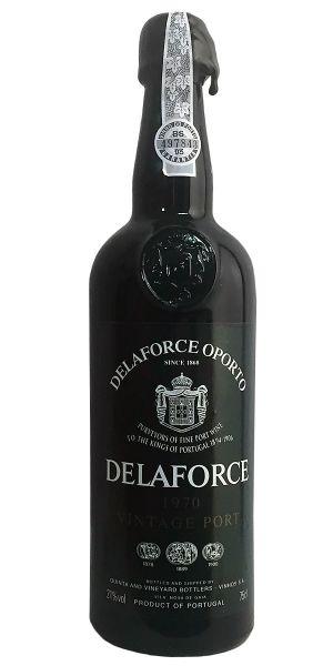 Delaforce Vintage Port 1970