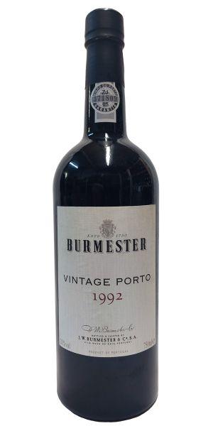 Burmester Vintage Port 1992
