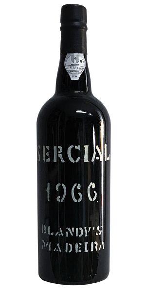 Blandys Sercial 1966