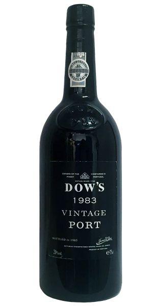 Dow's Vintage Port 1983