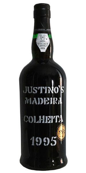 Justino Colheita Fine Rich 1995