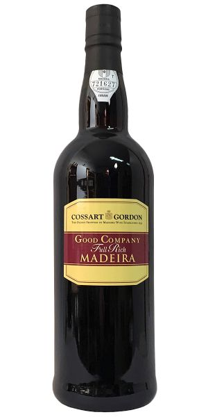 Madeira Cossart Gordon Good Company