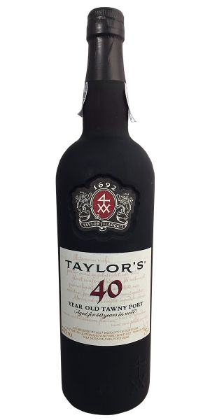 Taylor's 40 Years Old Tawny Port