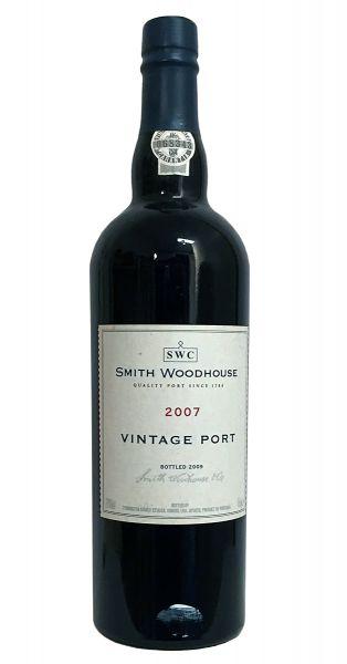 Smith Woodhouse Vintage Port 2007