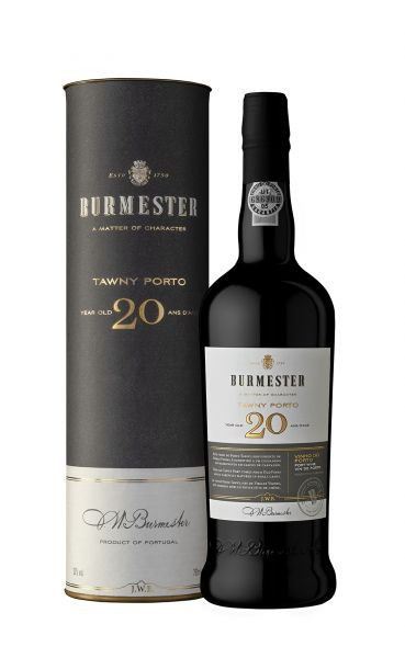 Burmester 20 Year old Tawny Port