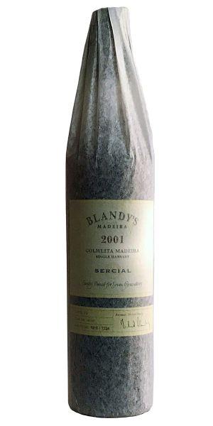 Blandys Sercial Colheita 2001