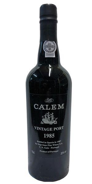 Calem Vintage Port 1985