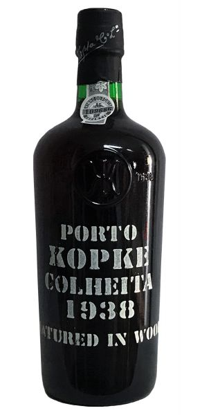 Kopke Colheita Port 1938