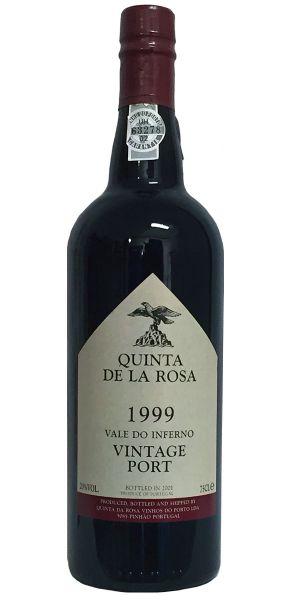 Quinta de la Rosa Vintage Port 1999 Vale do Inferno