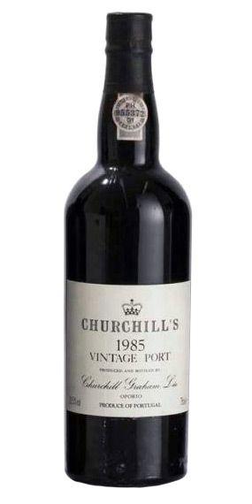 Churchill Vintage Port 1985