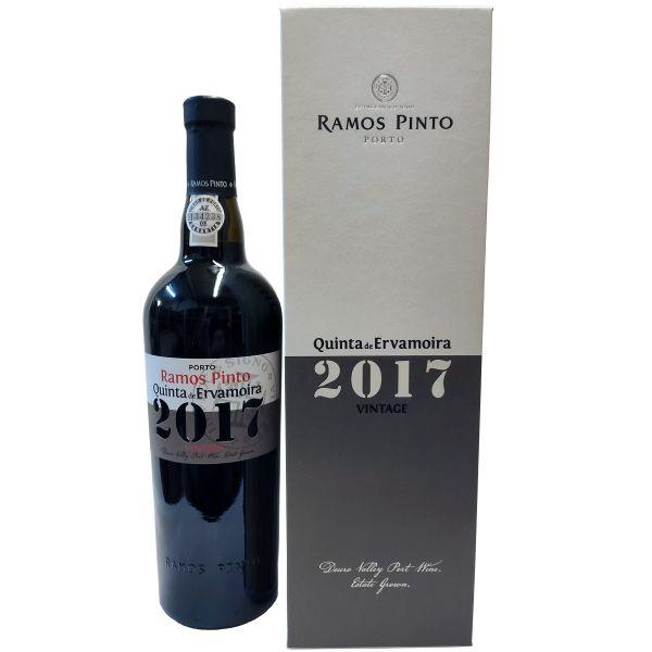 Ramos Pinto Quinta de Ervamoira Vintage Port 2017