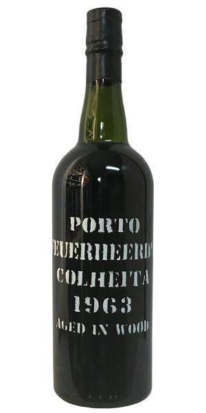 Feuerheerd Colheita Port 1963