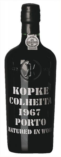 Kopke Colheita Port 1967