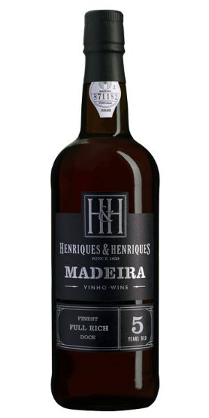 Henriques & Henriques 5 Years Old Malmsey