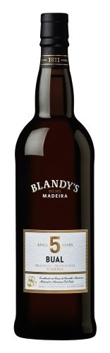 Madeira Blandys 5 year old Bual