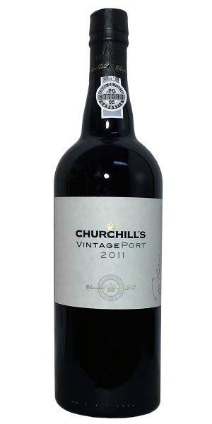 Churchill's Vintage Port 2011
