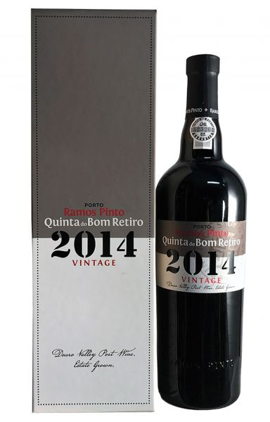 Ramos Pinto Quinta do Bom Retiro Vintage Port 2014